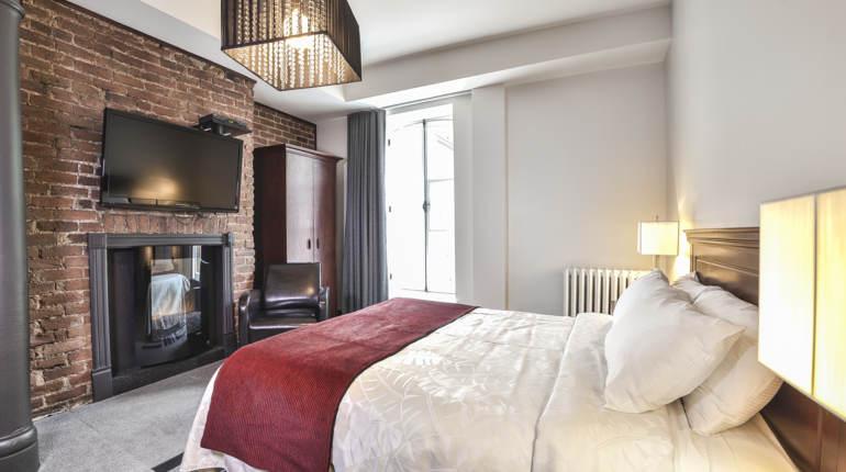 Hotel Chambre Foyer : Standard hôtel le saint paul